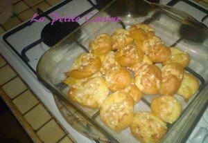 chouquettes cuisine