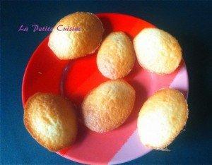 madeleine cuisine